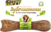 Лакомства Деревенские для собак зубочистки для средних пород курица 95 гр