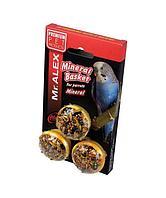 Лакомства для попугаев Мистер Алекс минеральные корзинки минералы