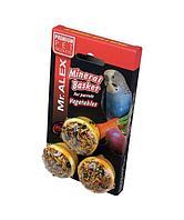 Лакомства для попугаев Мистер Алекс минеральные корзинки овощи