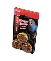 Лакомства для попугаев Мистер Алекс минеральные корзинки черная смородина