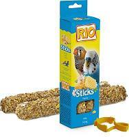 Лакомство для попугаев Рио палочки с мёдом 2 * 40 гр
