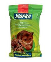 Жорка лакомства для грызунов конфета экстра