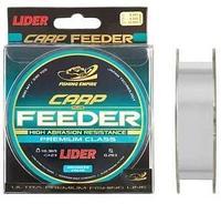 Леска LIDER CARP PLUS FEEDER CLEAR 300м 0,283мм
