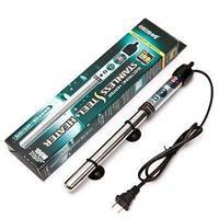 Нагреватель с терморегулятором HG 25 W 25 Вт металлический 008