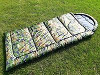 Спальный мешок Comforte 220x75 (шерсть/бязь)