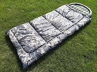 Спальный мешок Extreme Plus 220x90 (шерсть/фланель)