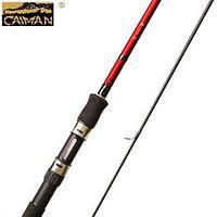 Спининг Caiman River hunter карбон IM7 2.70м 5-25г