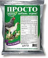 ПроКорм концентрат для птицы нсушки БВМК - 1 кг
