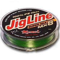 Шнур JigLine Super Silk 0,16мм 13,0кг 150м хаки
