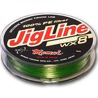 Шнур JigLine Super Silk 0,19мм 16,0кг 150м оранж.