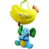 """Игрушка """"Слон и Банан"""" (Biba Toys, Китай)"""