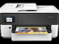 МФУ HP Europe-OfficeJet Pro 7720 Wide-Принтер-Сканер(АПД-35с.)-Копир-Факс-A3-22 ppm-4800x1200 dpi