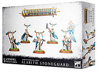 Lumineth Realm-Lords: Alarith Stoneguard (Владыки царства Люминет: Храмовники Аларита)