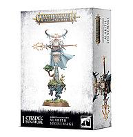 Lumineth Realm-Lords: Alarith Stonemage (Владыки царства Люминет: Каменные маги Аларита)