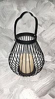 Оригинальный подсвечник - лампа для интерьера