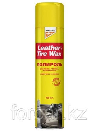 Полироль Leather&Tire wax Protectant , фото 2
