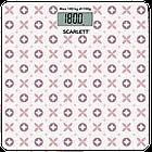 Весы напольные Scarlett SC-BS33E007