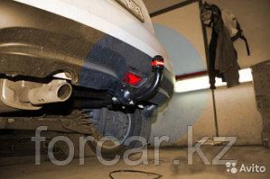 Фаркоп на Nissan Juke 4WD 2013-
