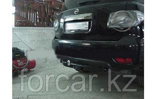 Фаркоп на Nissan Patrol 2010-