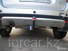 Фаркоп на Renault Duster 2011-2014