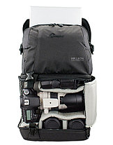 Сумка-рюкзак LOWEPRO 350-AW  для фотоаппарата и ноут бука до 17 дьюимов и всех возможных аксессуаров, фото 2
