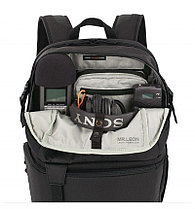 Сумка-рюкзак LOWEPRO 350-AW  для фотоаппарата и ноут бука до 17 дьюимов и всех возможных аксессуаров, фото 3
