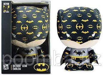 Мягкая игрушка YUME 19110 BATMAN DZNR EMBLEM  Бэтмен, 17 см