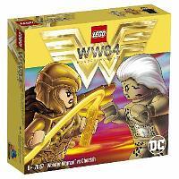 Конструктор LEGO Super Heroes Чудо-женщина против Гепарды