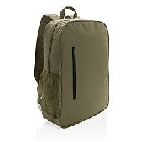 Рюкзак-холодильник Tierra, зеленый, Длина 34 см., ширина 14 см., высота 47 см., P733.087
