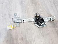 9673154380 Стеклоподъемник передний правый для Peugeot 208 2012-2019 Б/У