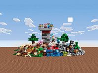 LEGO Minecraft 21161 Набор для творчества 3.0, конструктор ЛЕГО
