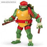 Фигурка Черепашки-ниндзя «Раф с панцирем для хранения оружия», 27 см