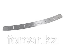 Накладка бампера декор. VW Golf 6 (2009-2013)