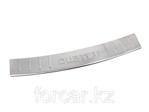 Накладка бампера декор. RENAULT Duster (2011-2013), фото 2