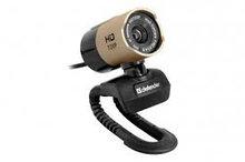 Defender 63177 G-lens 2577 Веб-камера HD720p 2МП, 5сл. стекл.линза