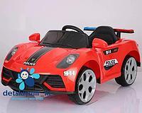 Детский электромобиль Porsche 911 Police