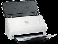 HP 6FW06A Сканер потоковый ScanJet Pro 2000 s2, A4, 35 стр/70 изобр/мин, 600dpi, USB 3.0