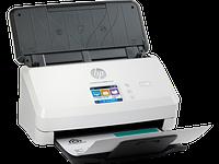 HP 6FW08A Сканер потоковый ScanJet Pro N4000 snw1 A4, 40 стр/80 изобр/мин, 600dpi, USB 3.0, Ethernet, WIFI