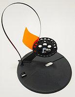Жерлица RodStars пластиковая стойка катушка 90мм