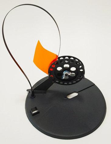 Жерлица RodStars пластиковая стойка катушка 90мм, фото 2