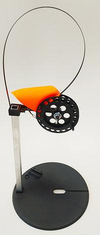 Жерлица RodStars алюминиевая стойка катушка 90мм, фото 2