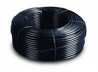 Трубка кап. ADI черная, Ø16-2,2l/h-0,33м (1.15) в бухте 100м  Metzerplas, фото 1