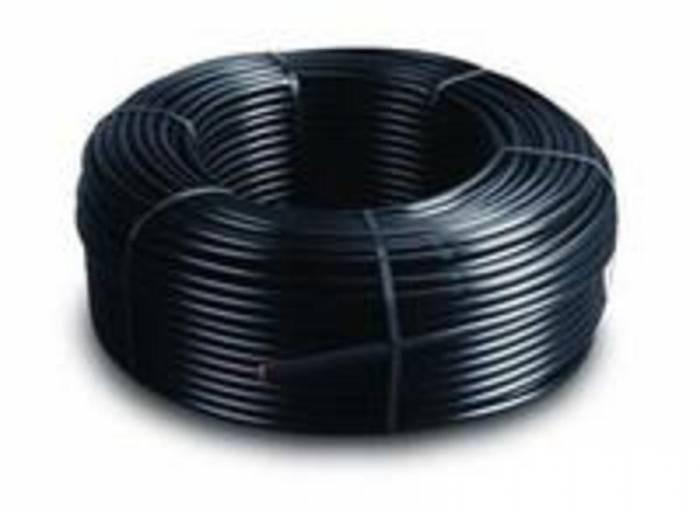 Трубка кап. ADI черная, Ø16-2,2l/h-0,33м (1.15) в бухте 100м Metzerplas - фото 1