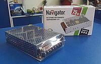 Блок питания Navigator ND-P75-IP20-12V 75W