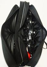Набор жерлиц RodStars в сумке 10шт, алюминиевая стойка, катушка 90 мм.