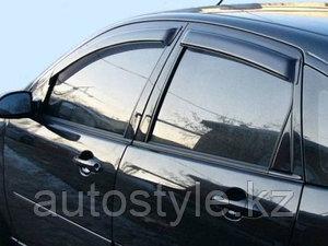 Дефлекторы окон Hyundai Accent 2011+ HIC