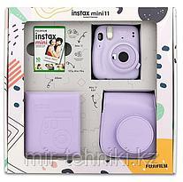 Подарочный набор Fujifilm Instax mini 11 Lilac Purple