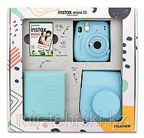 Подарочный набор Fujifilm Instax mini 11 Sky Blue
