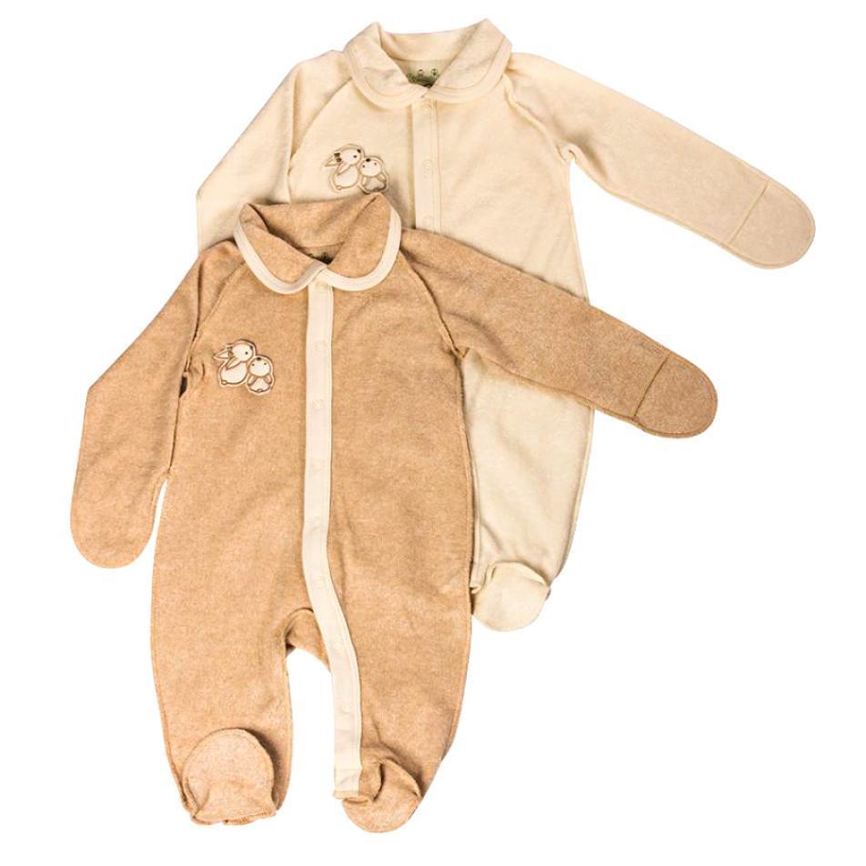 Комплект для новорожденного БИМОША Комбинезон 2 штуки р.50