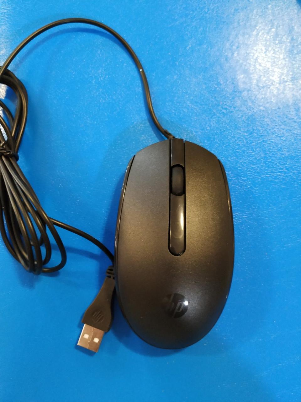 Мышка HP USB, Алматы